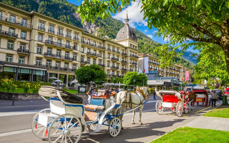 Vom Thunersee zum Jungfraujoch 7