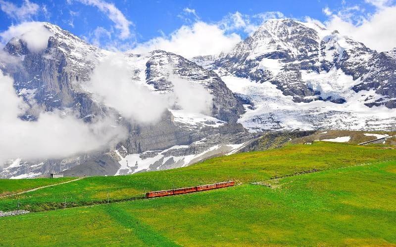 Jungfrau - Top of Europe 2