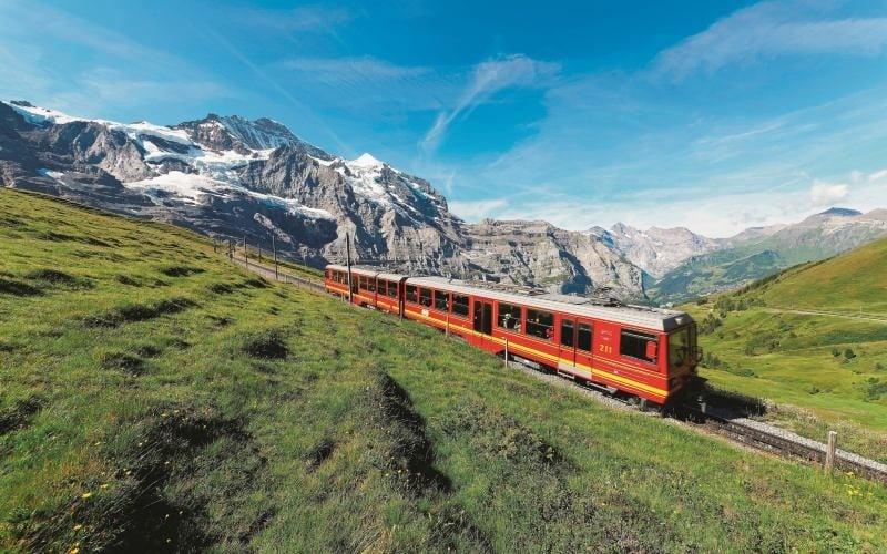 Jungfrau - Top of Europe 7
