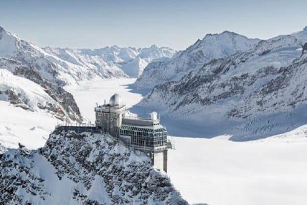 Jungfraujoch TOP