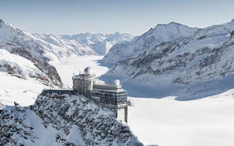 Jungfrau - Top of Europe 1