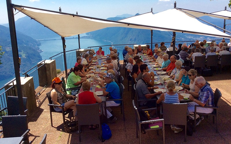 Lugano & Mont Bré 3