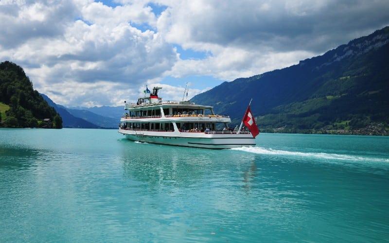 Vom Thunersee zum Jungfraujoch 3