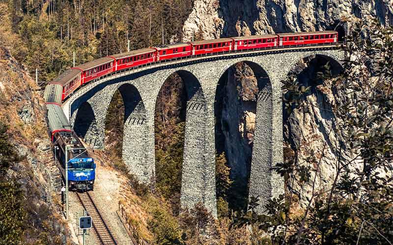 Davos & Bernina-Express 5