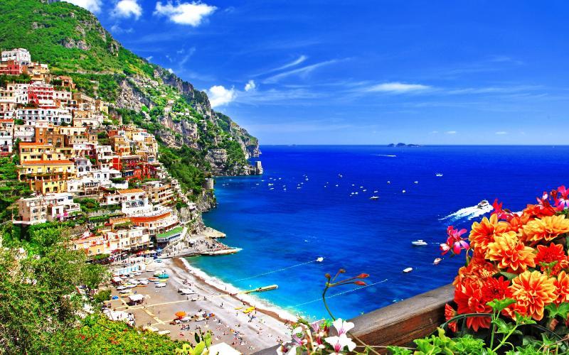 Rom, Amalfi & Capri 2