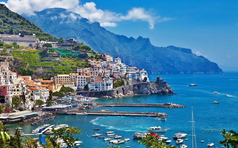 Rome, Amalfi & Capri 3