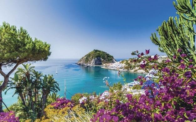 Goldener Herbst auf Ischia 4