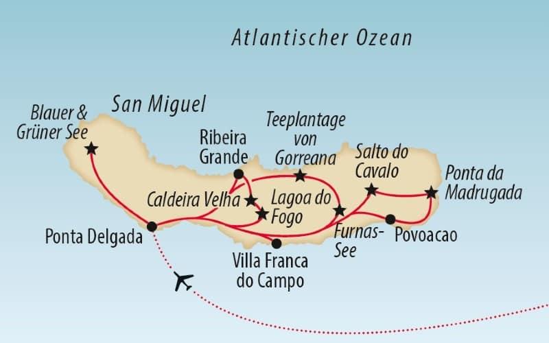 Azoren - Blütentraum im Atlantik 5