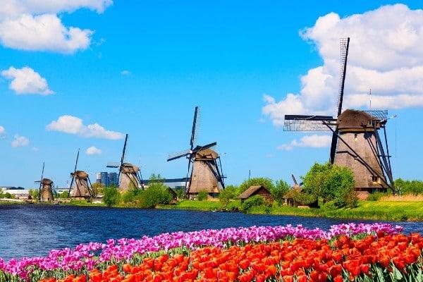 Die Windmühlen von Kinderdijk_TOP