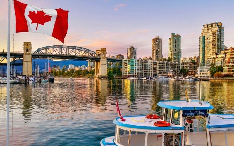 Von Toronto nach Vancouver 8