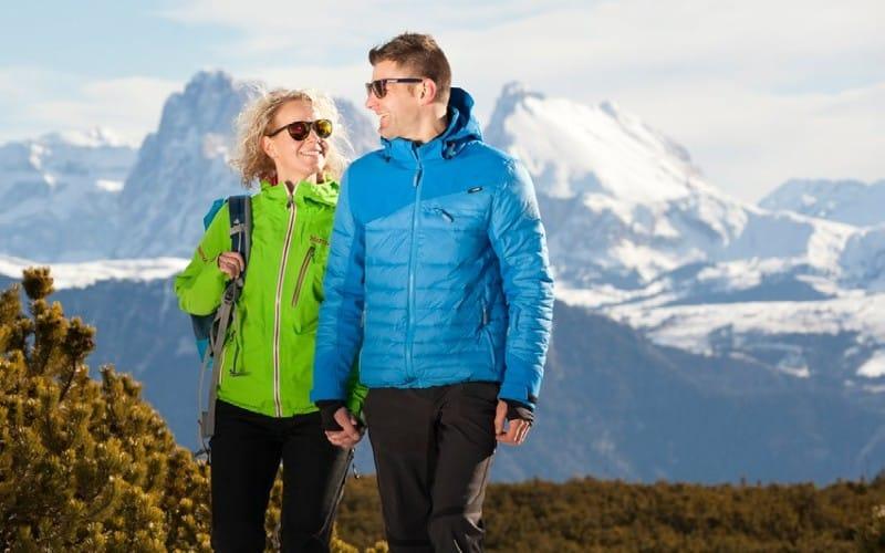 Wintersonne im Südtirol 1
