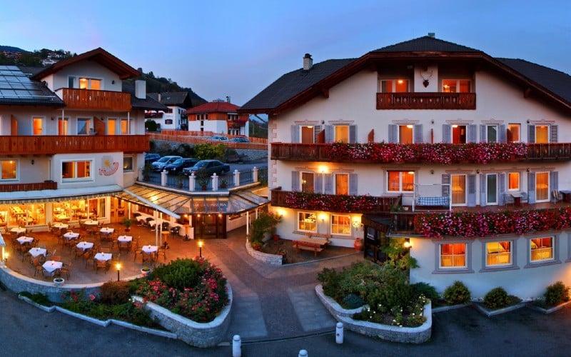 Wintersonne im Südtirol 2