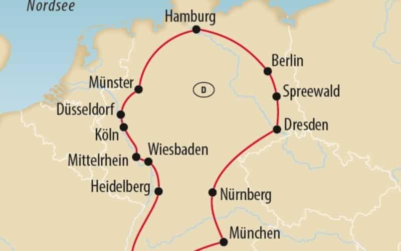 Die grosse Deutschland Rundreise 5