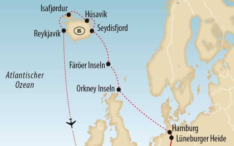 Von Hamburg nach Island 6