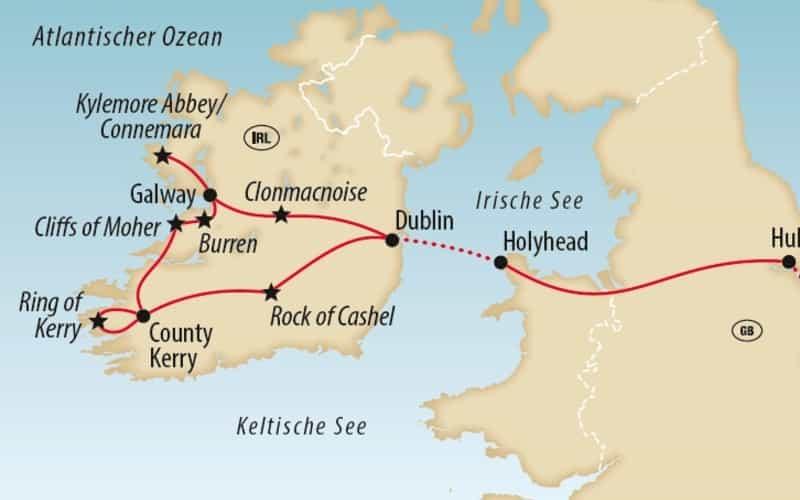 Die Grosse Irland Rundreise 6