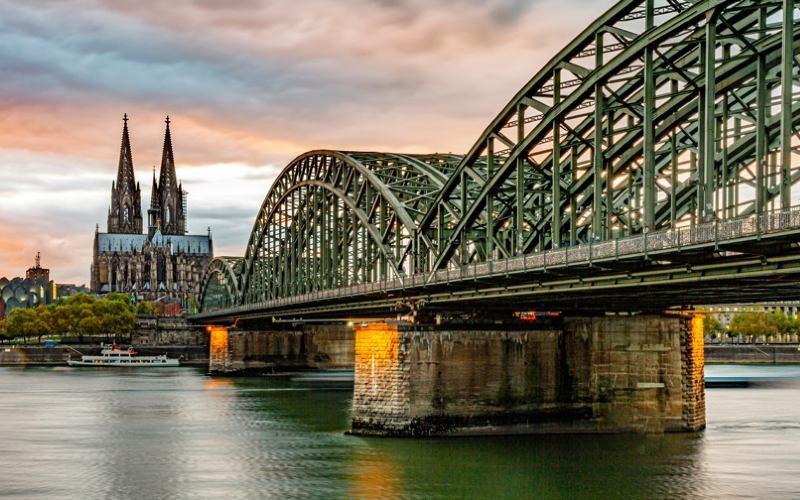 Die grosse Deutschland Rundreise 1