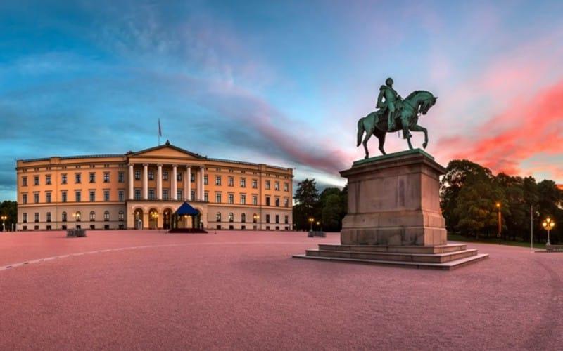 Städteflug Oslo 3
