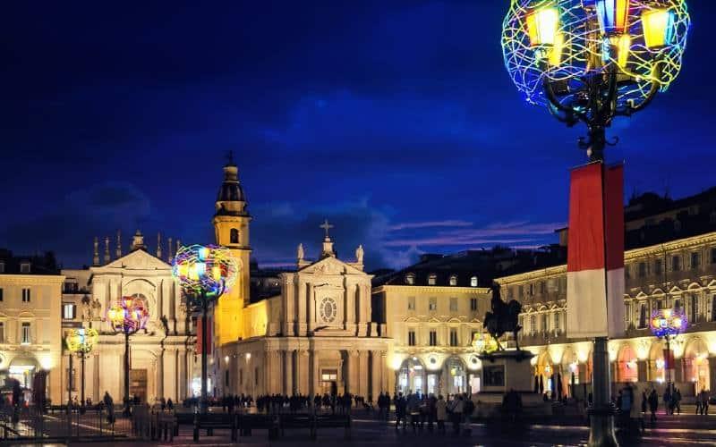 Lichterzauber in Turin 4
