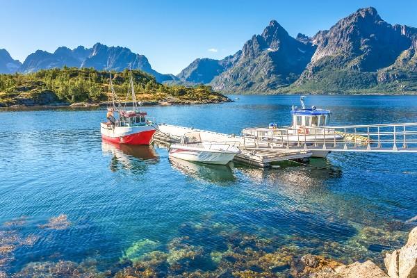 Legendäre Hurtigruten & Mitternachtssonne 8