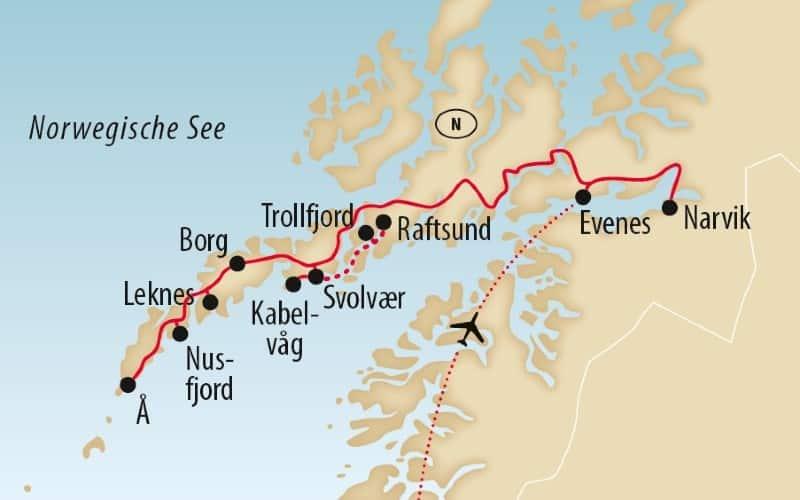 Lofoten - Inselparadies des Nordens 6