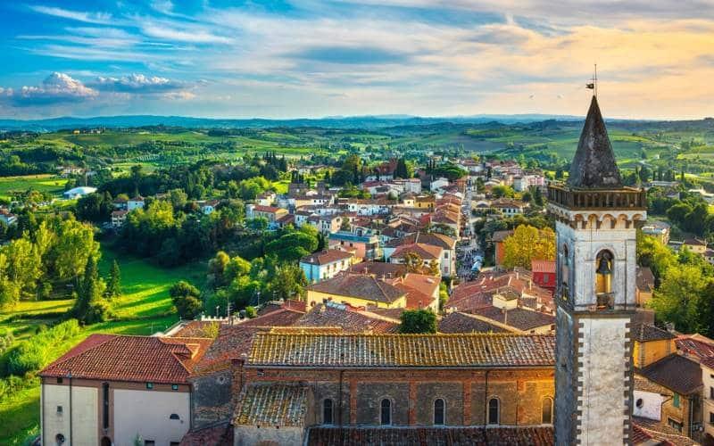 Silvester in der Toskana 3