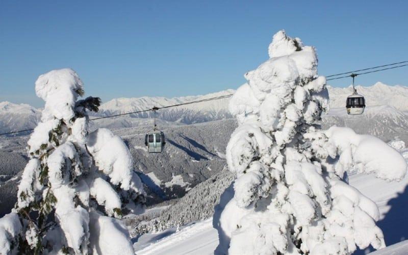 Wintersonne im Südtirol 4