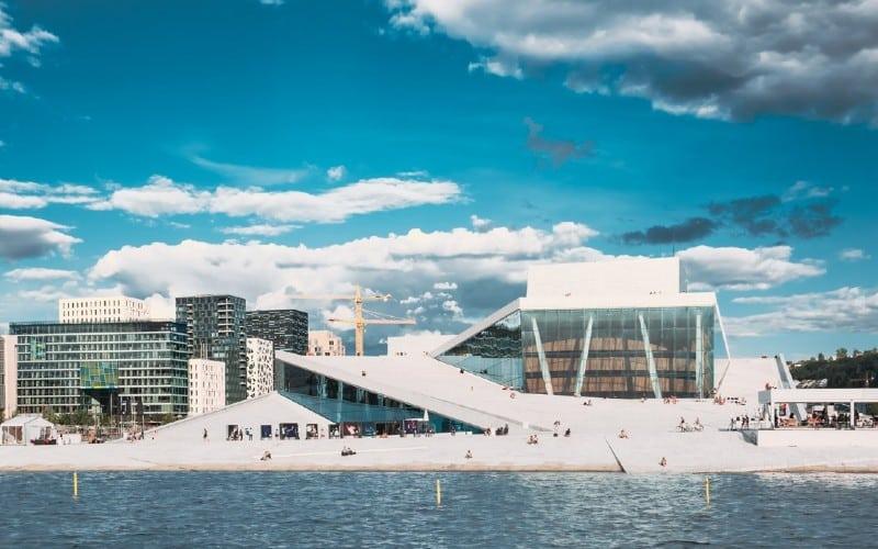 Vol interville Oslo 2