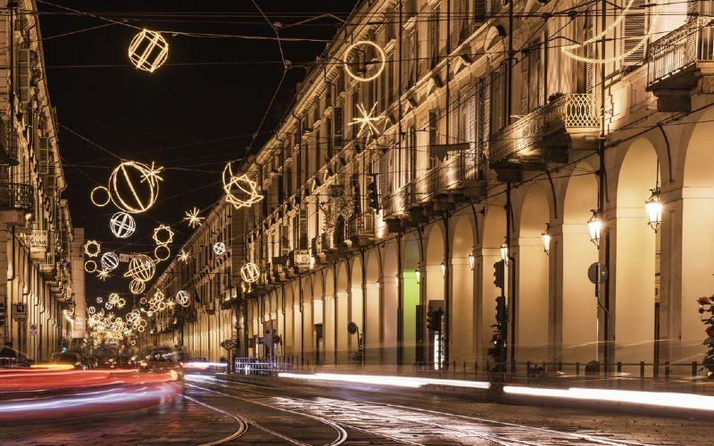 Lichterzauber in Turin 1
