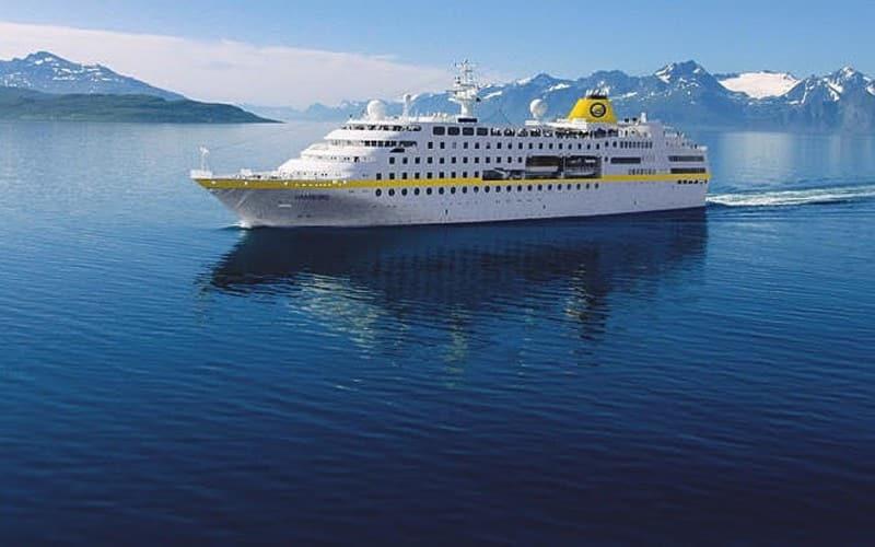 Von Hamburg nach Island 1