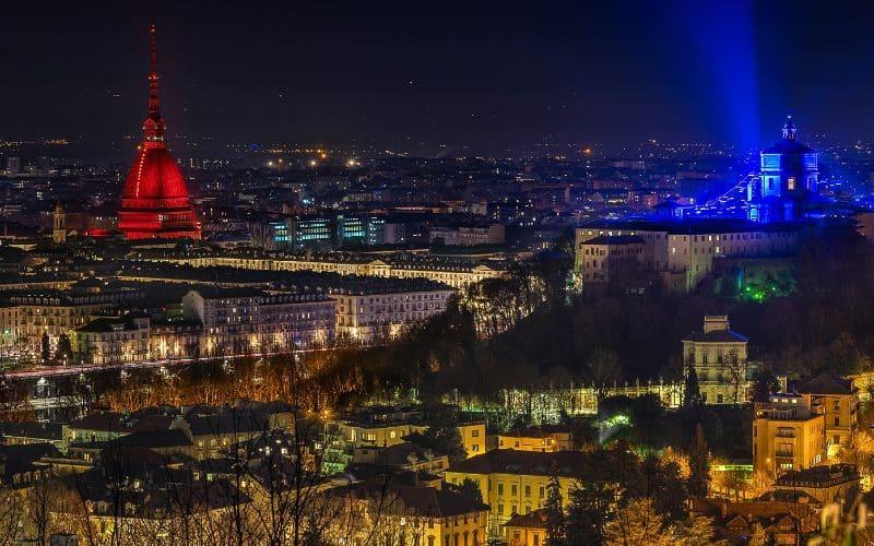 Lichterzauber in Turin 5