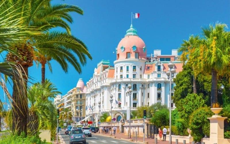Blumenriviera & Côte d'Azur 2