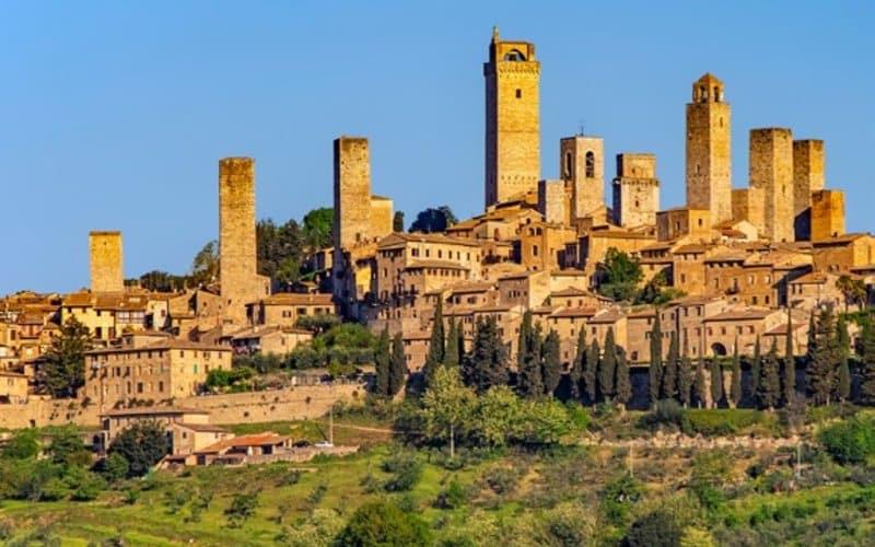 La Toscane des bons vivants 1