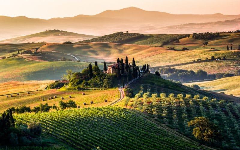 La Toscane des bons vivants 3